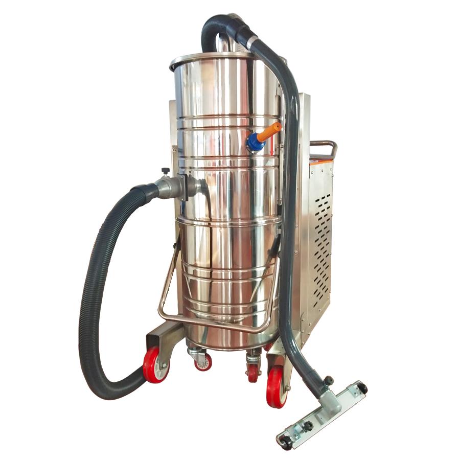 5.5KW不锈钢必威官方最新下载吸尘RL551