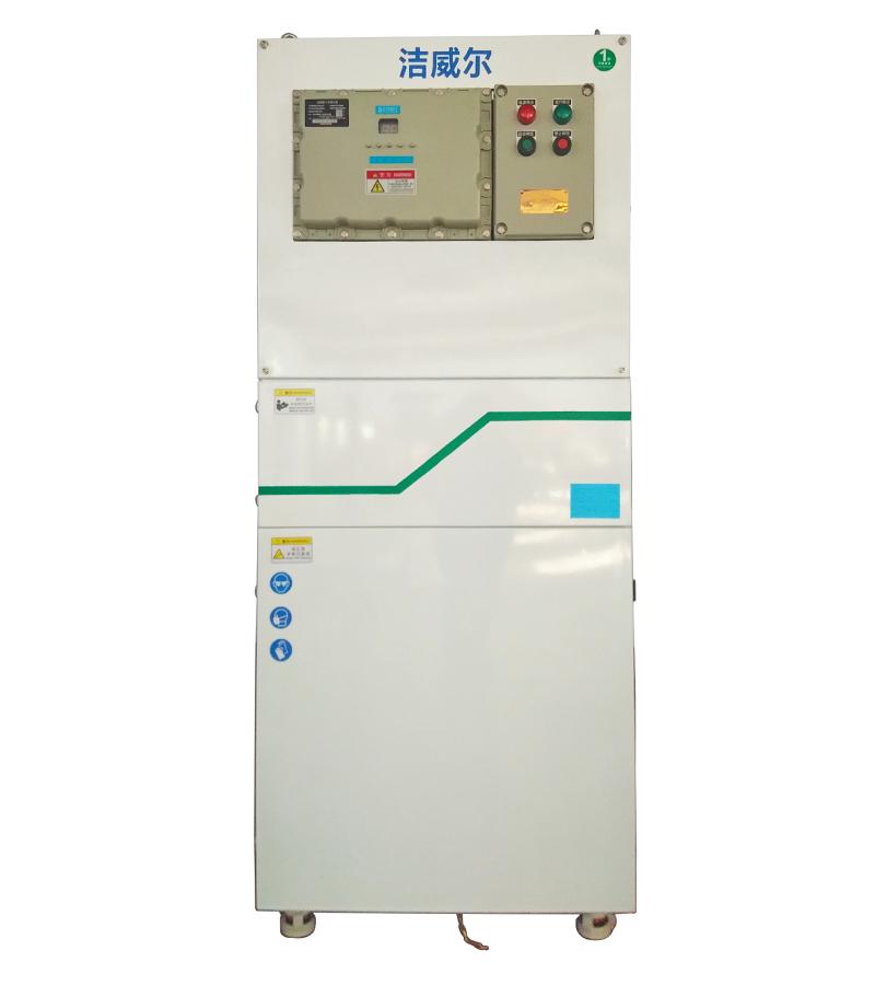 2.2KW防爆除尘器QRS22-EX