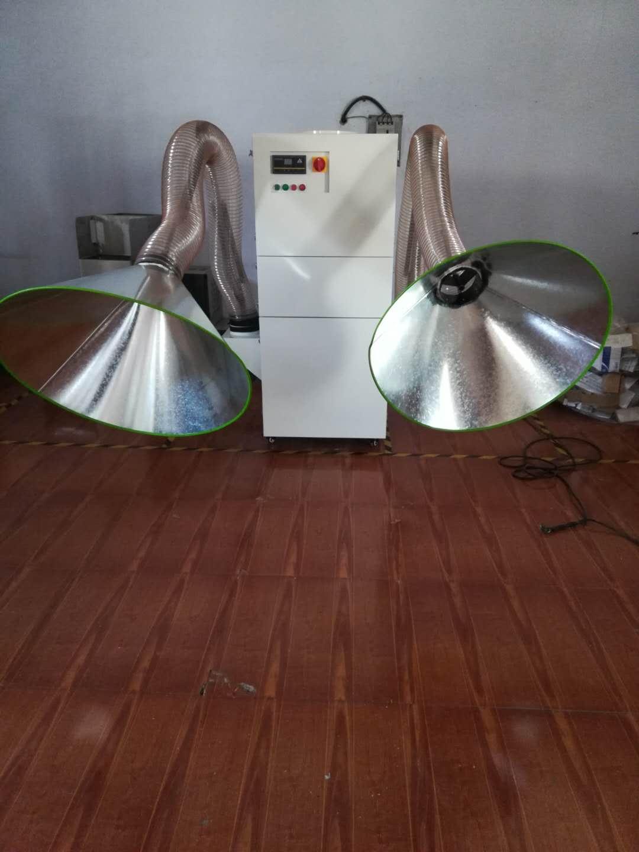 喷淋室吨袋除尘用集尘机